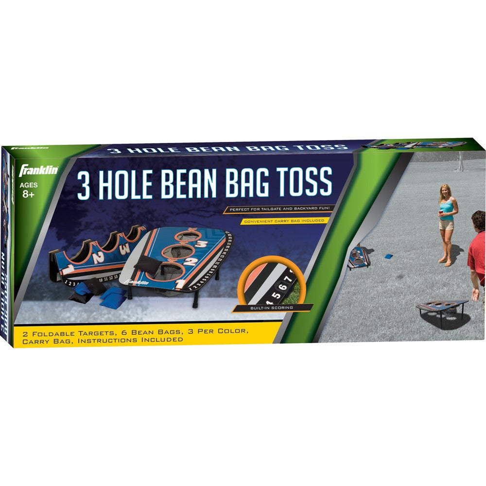 Shop Franklin Sports 3 Hole Bean Bag Toss Free Shipping Today