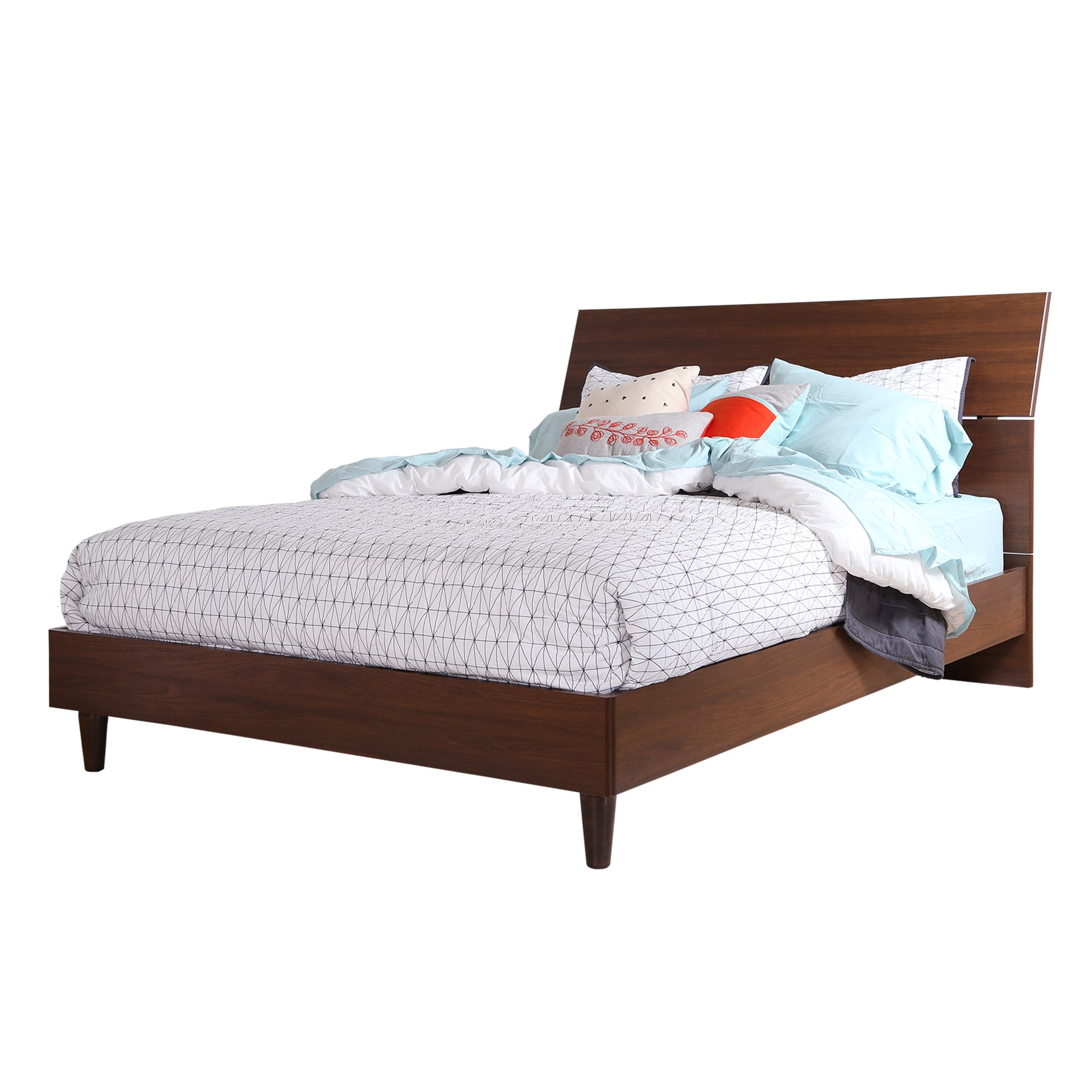 white bed holland protagonist platform with of modern storage tufted queen room headboard the