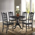 Laurel Creek Edmond Round Pedestal Dining Table