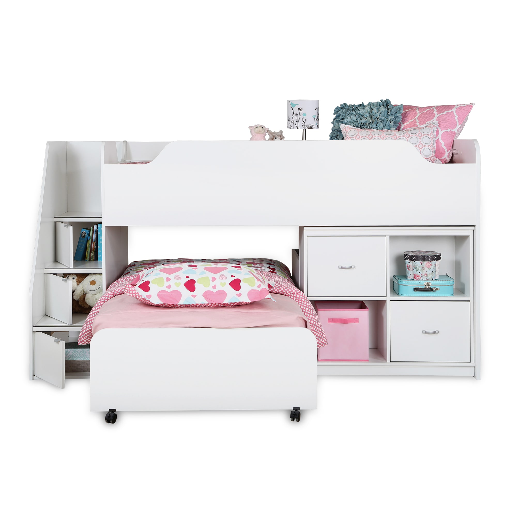 baby bed best furniture quality trundle wayfair reviews drawers pdx kids captain twin with