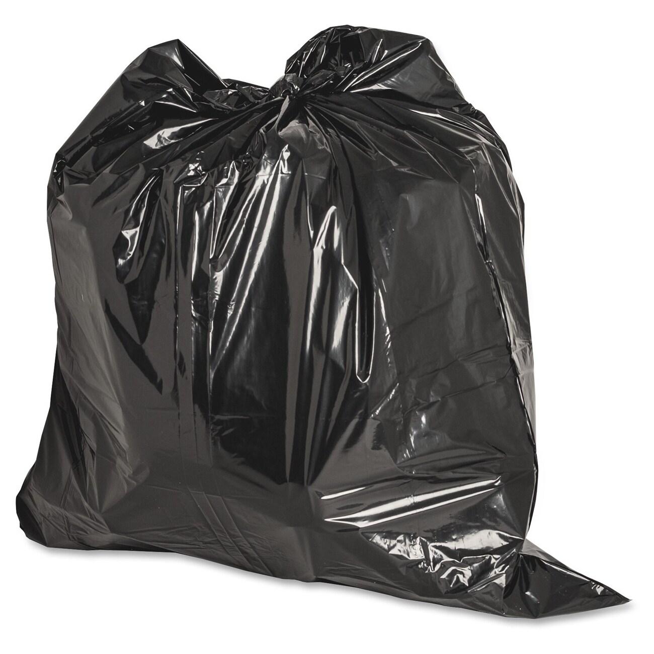 Genuine Joe Heavy Duty Trash Bag Box Of 50 Free Shipping On Orders Over 45 10012072