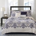 Madison Park Cardiff 6-piece Quilted Coverlet Set