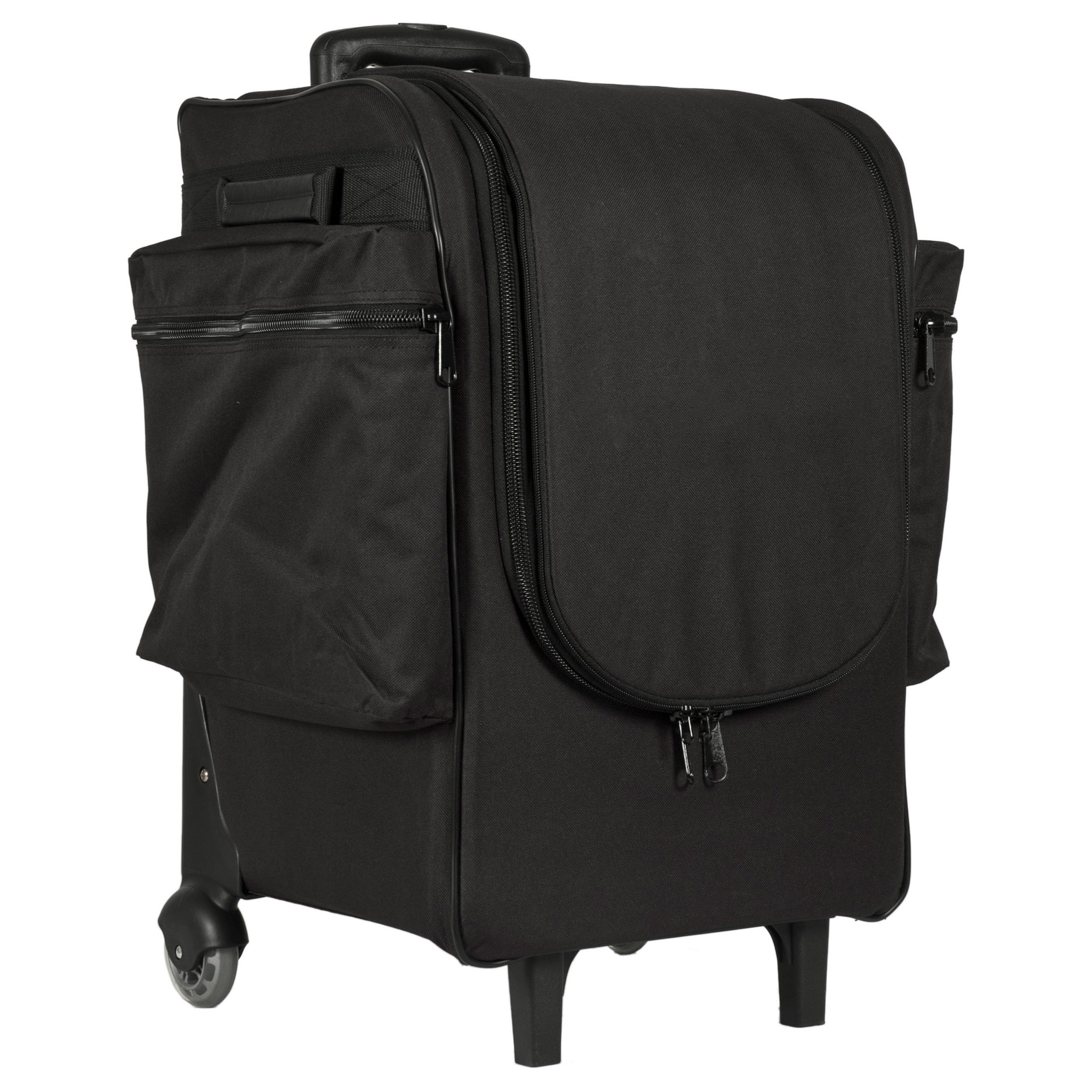 1817516233a Shop Amerileather Rolling 12-Bottle Wine Bag - Free Shipping Today -  Overstock.com - 10013946
