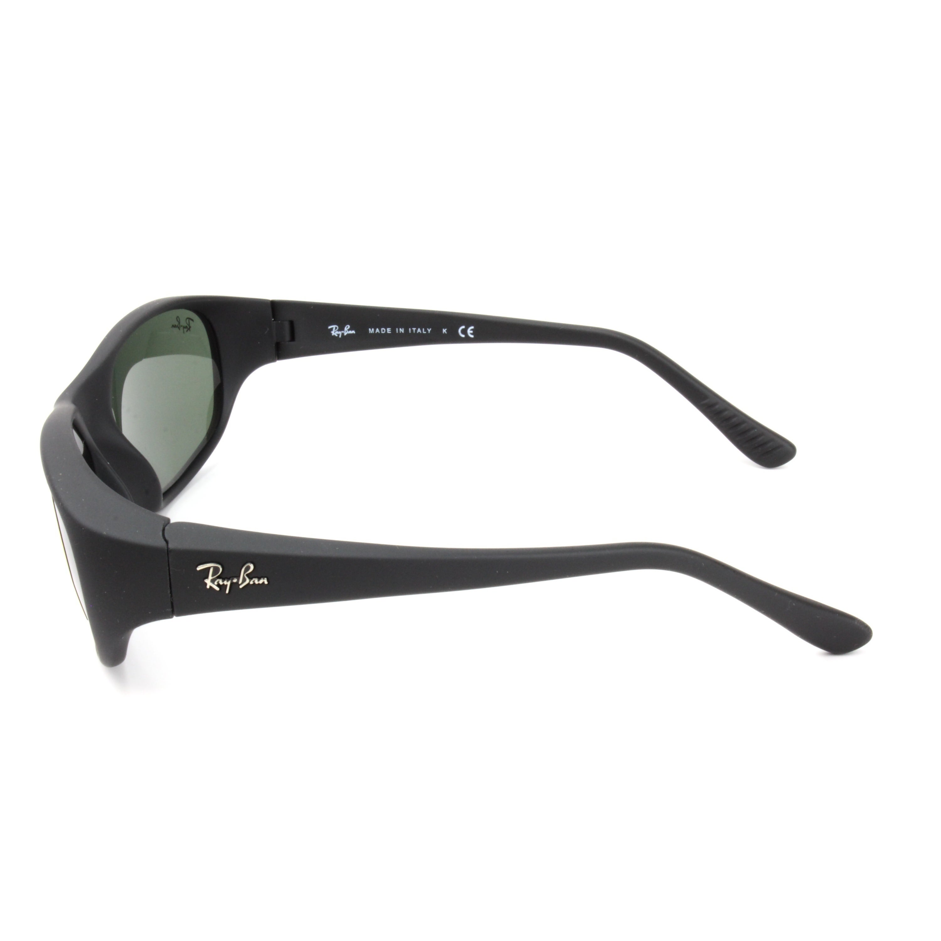 a0454ef9e4c Shop Ray-Ban DADDY-O SQUARE WRAP SUNGLASSES RB 2016 W2578 - Free Shipping  Today - Overstock - 10022925