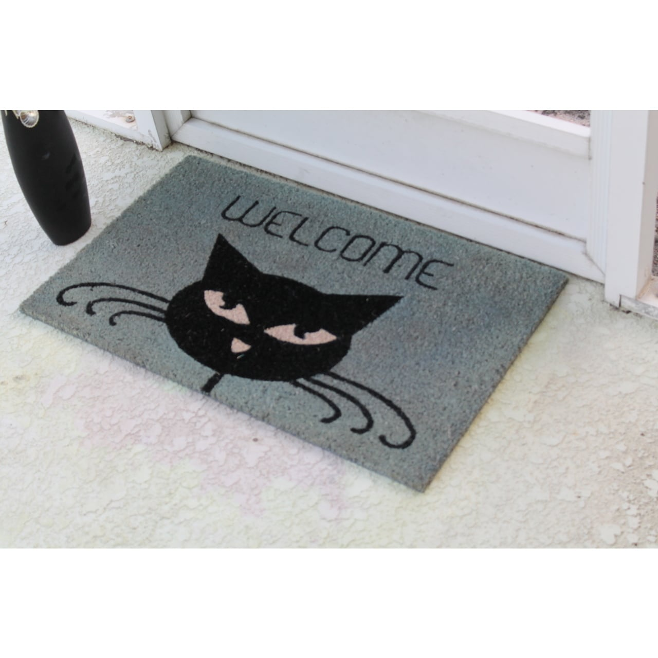 inc decor mills mat apache common home welcome rectangular mats com at anti cat area shop fatigue lowes rugs gray pl