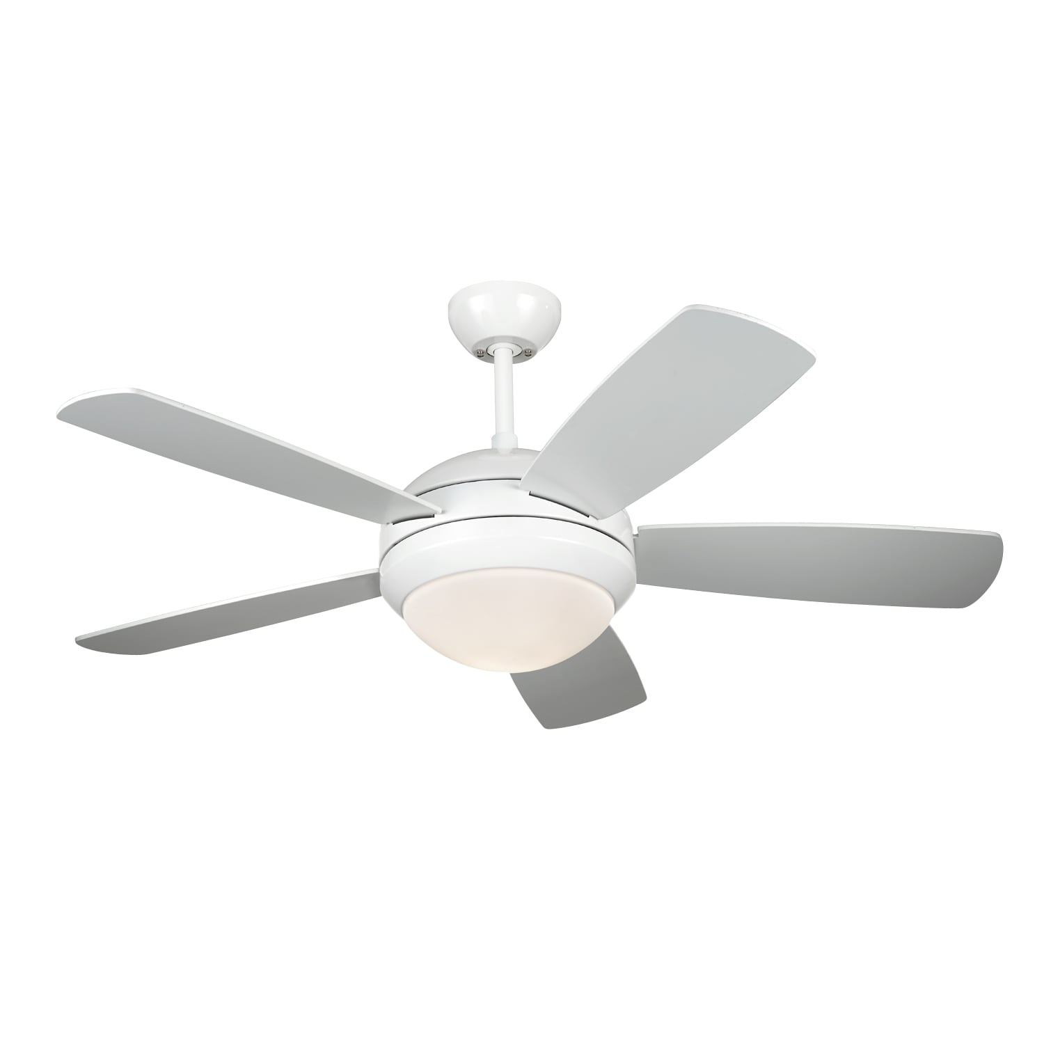 indoor bn depot home fans inch kit in brushed fan bay with ceilings the p lights sinclair hampton nickel light ceiling