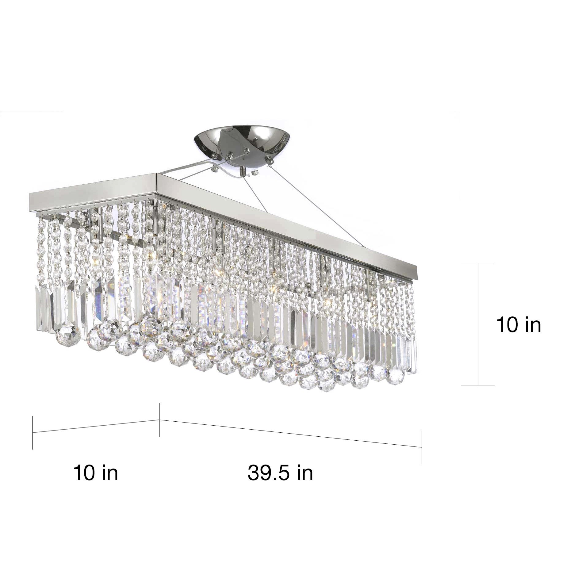 waterford by wf chrome ceiling light chr chandelier bathroom stunning pendant led marquis bresna