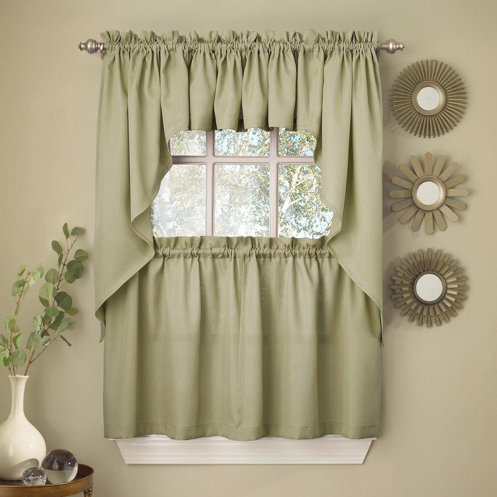 valance net swags voile hot new ideas valances country red swag curtains pelmet curtain all kitchen scarf colours and