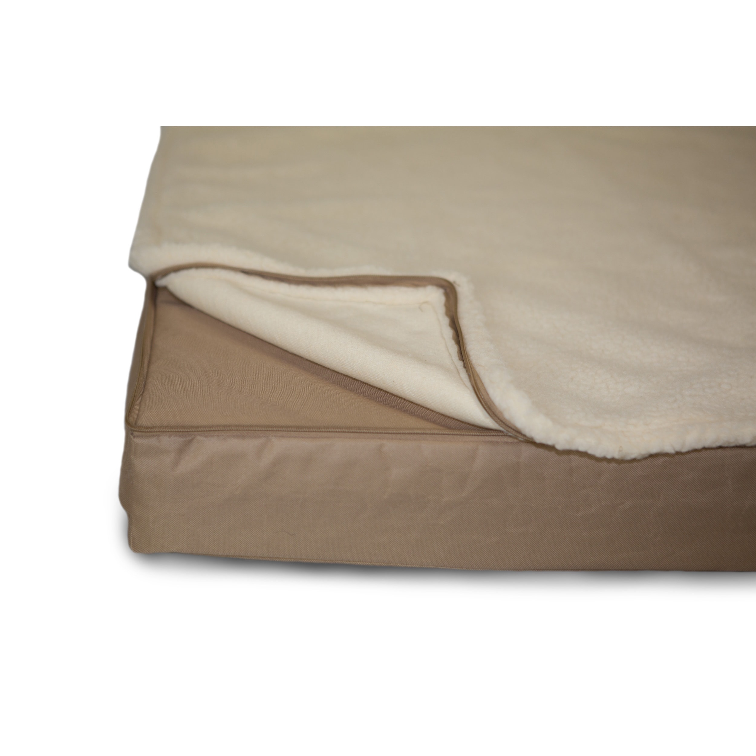 smart unmatched with beds rest for intelligent design is large durability cover fabric stitched and hypo removable utilize made recommended the allergenic bed double kevlar racs products vet dog by thread buddy