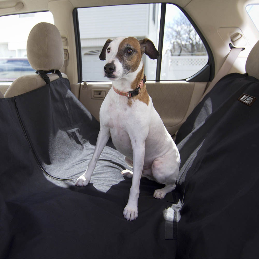 hammock protector cushion cover rear pet seat nonslip carrier booster dog washable car mats back two products
