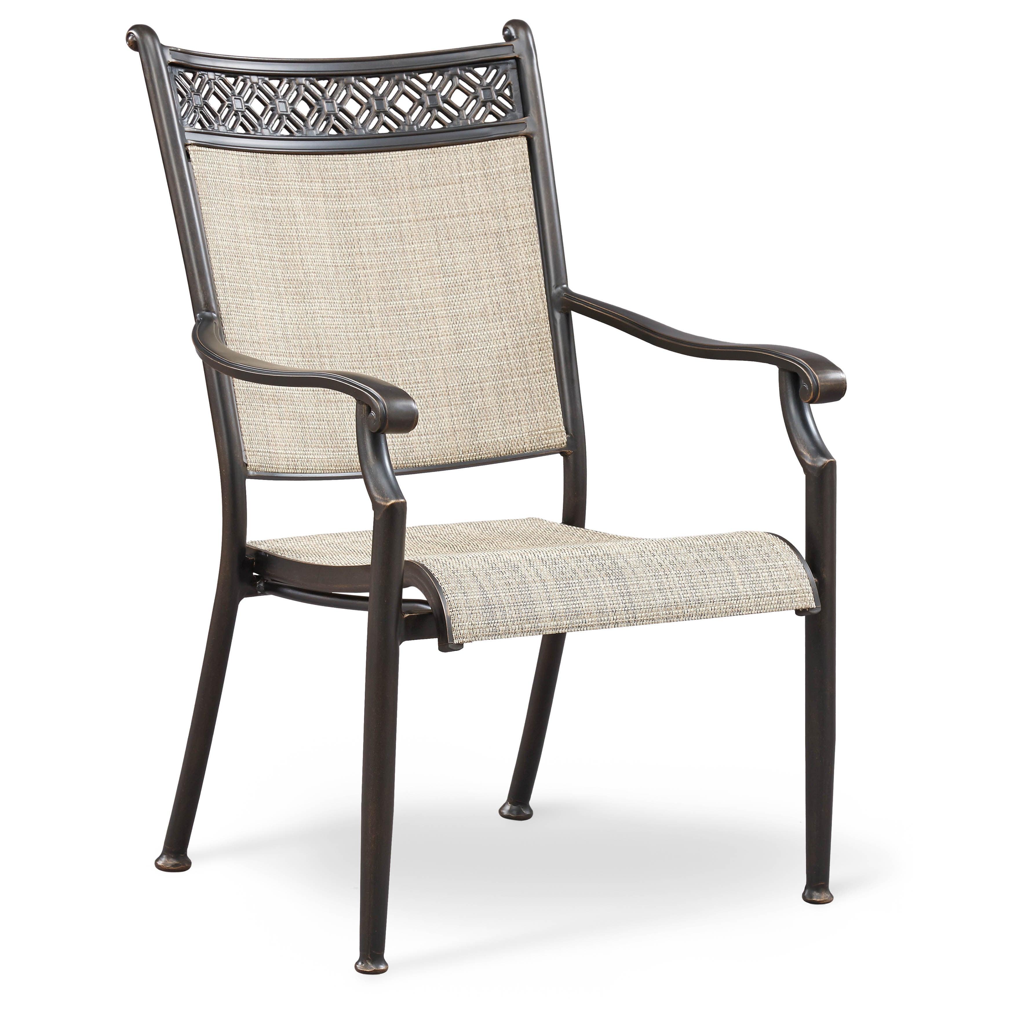 Art Van Manhattan Sling Dining Chair Free Shipping Today 10038157