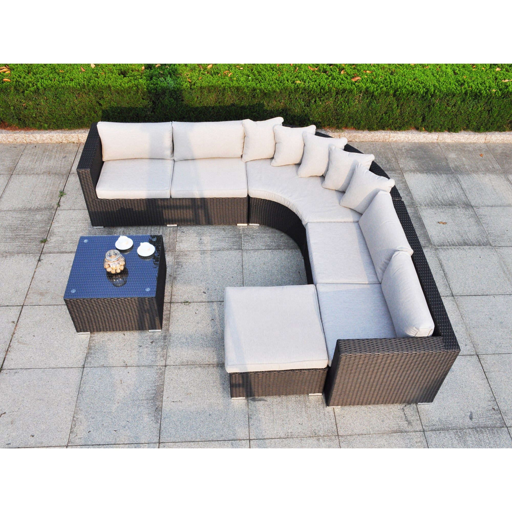 Oliver James Brewster 5 Piece Sofa Set Free Shipping Today 10039259