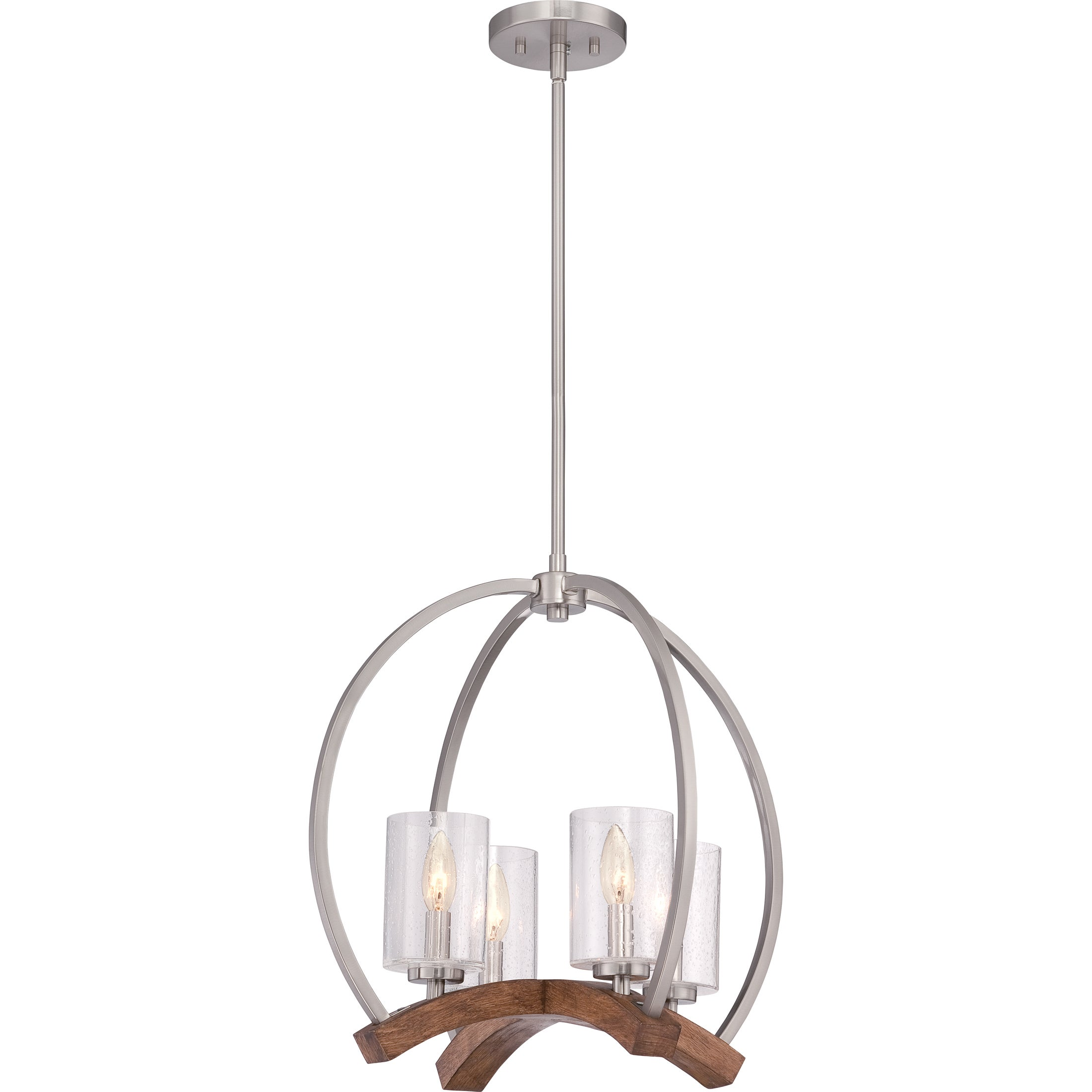 bonson bn globe twisted glass brushed with nickel light multi higgs lighting modern product pendant index chandelier