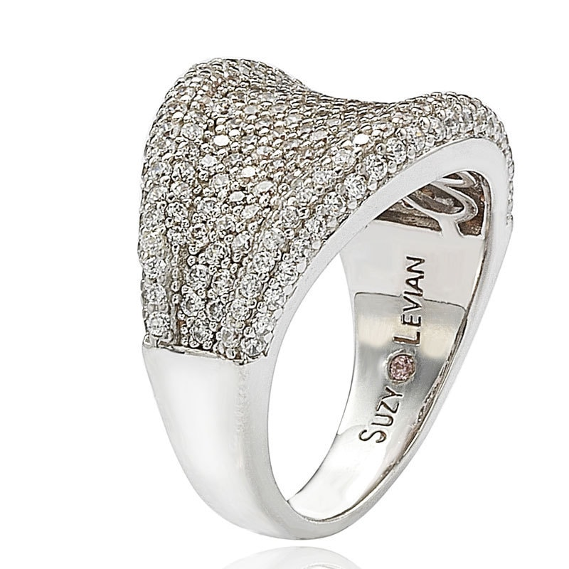 w micro set eternity wedding three diamond ct band t product row pave bands
