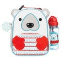 Skip Hop Zoo Lunchie Set - Polar Bear