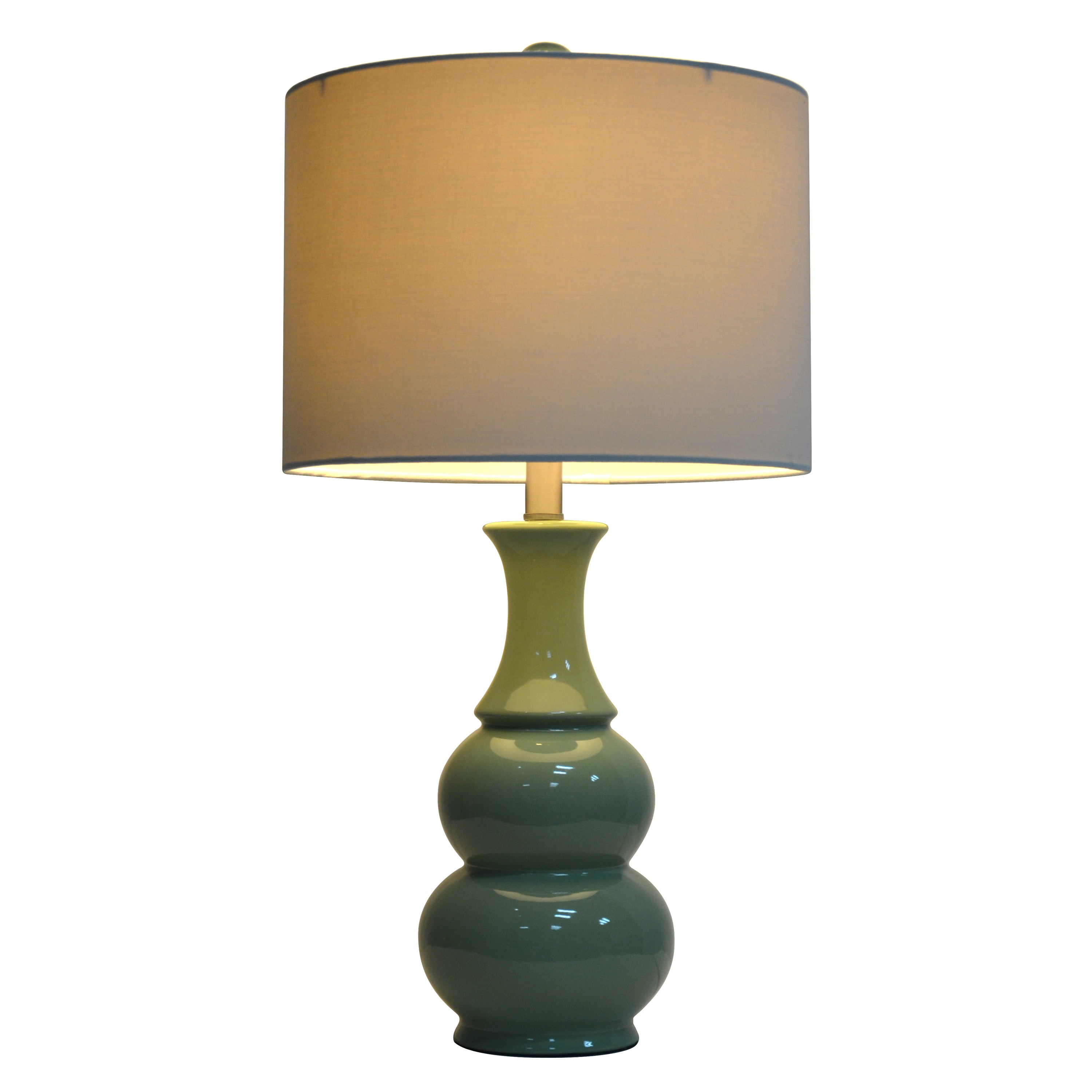 265 inch green ceramic table lamp free shipping today overstock 265 inch green ceramic table lamp free shipping today overstock 17197465 aloadofball Images