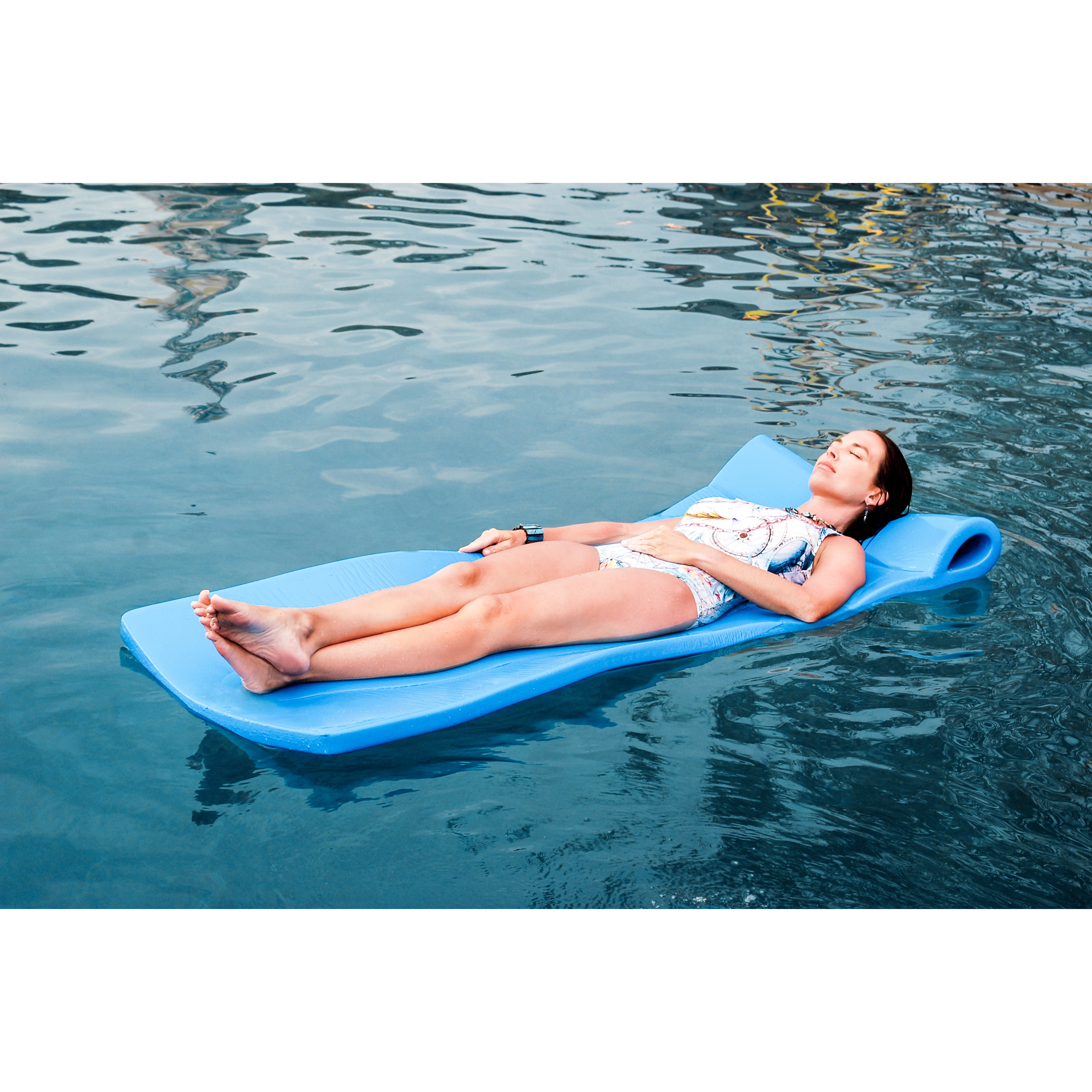 Shop Robelle Foam Pool Float - Free Shipping Today - Overstock ...