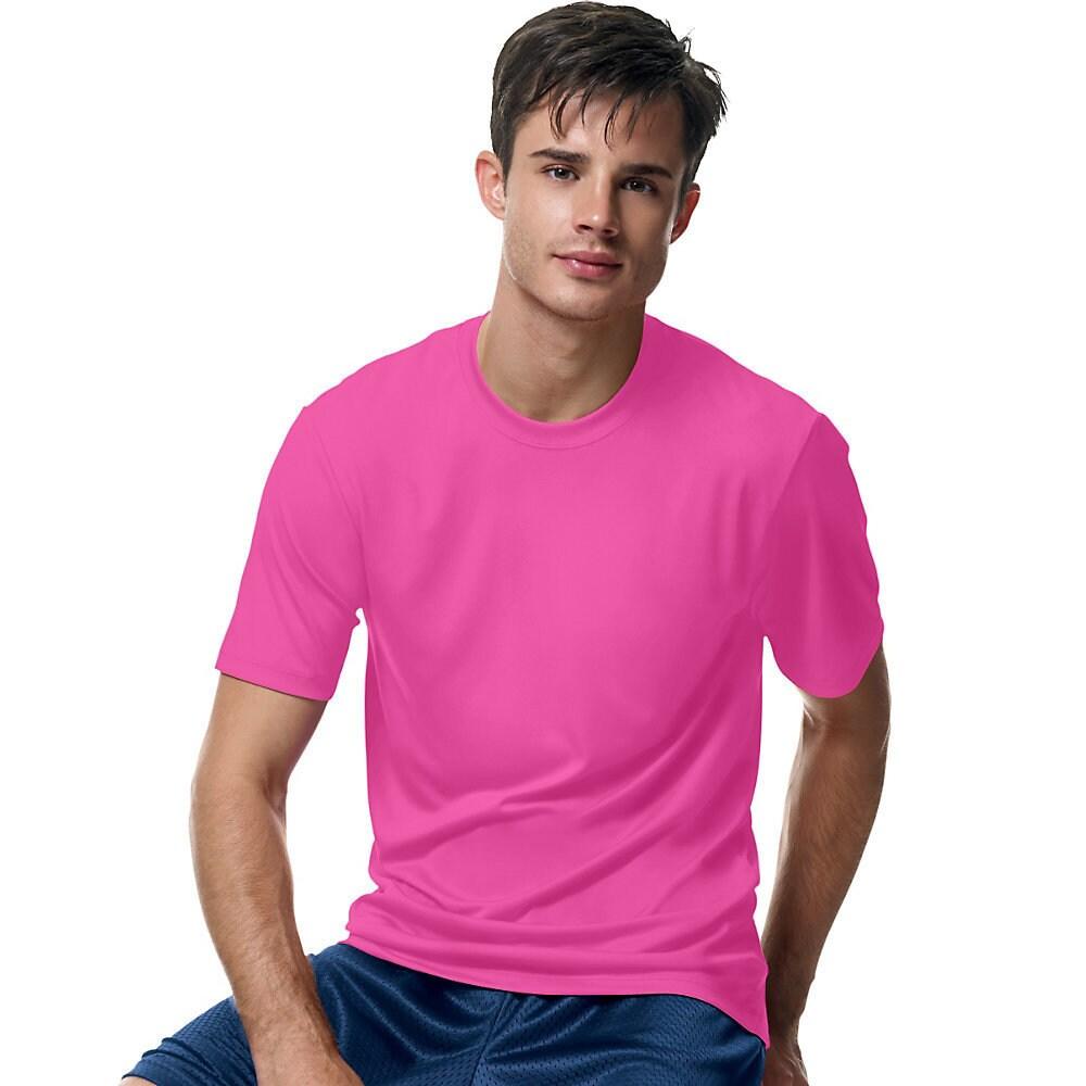 b8c8f62d Shop Hanes Cool DRI Tagless Men's T-Shirt - Free Shipping On Orders ...