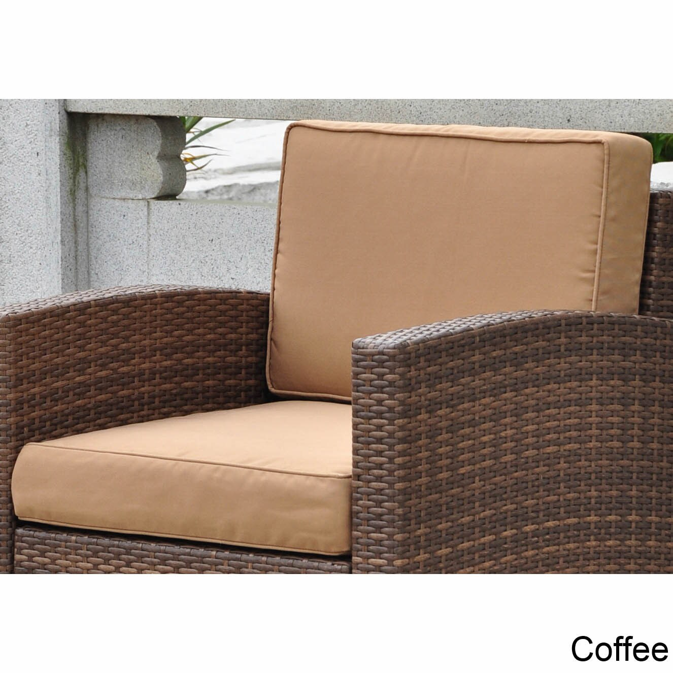 Shop International Caravan Corded Replacement Cushions for Barcelona ...