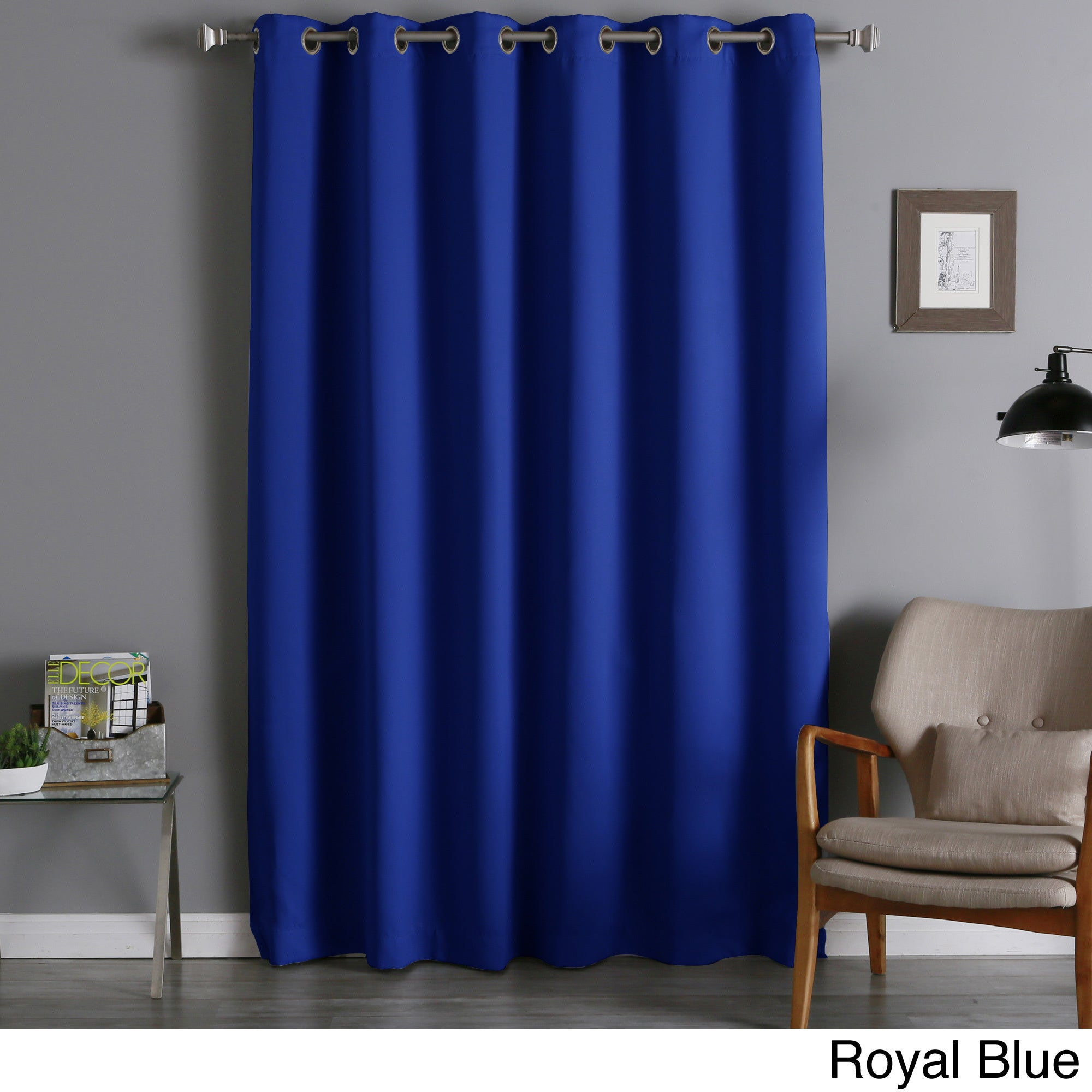 Aurora Home Thermal Insulated 96 Inch Long X 80 Inch Wide Blackout