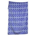 Amraupur Overseas 100-percent Cotton Yarn Dyed Lattice Beach Towels