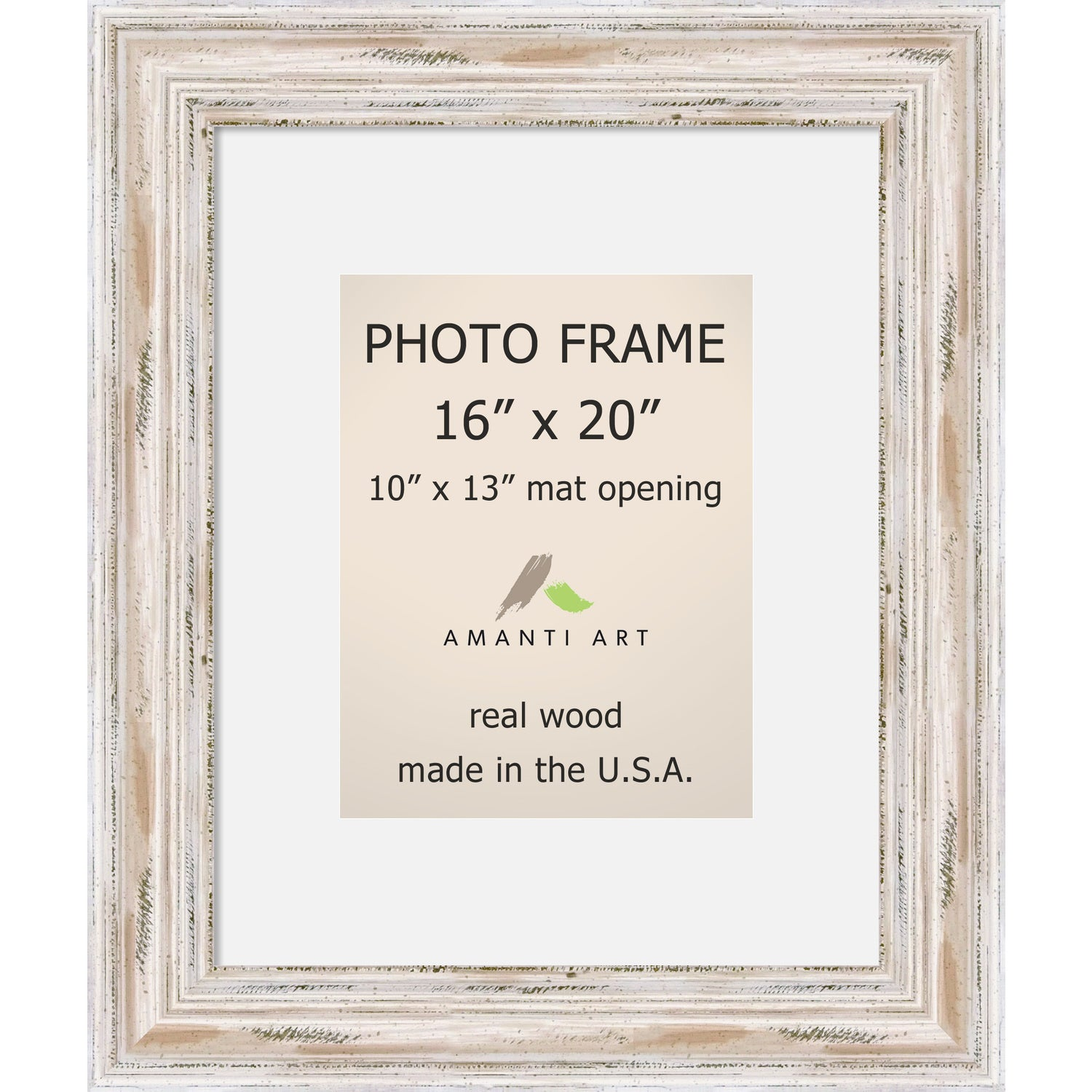 Alexandria whitewash photo frame 16x20 matted to 10x13 21 x 25 alexandria whitewash photo frame 16x20 matted to 10x13 21 x 25 inch free shipping today overstock 17221637 jeuxipadfo Gallery