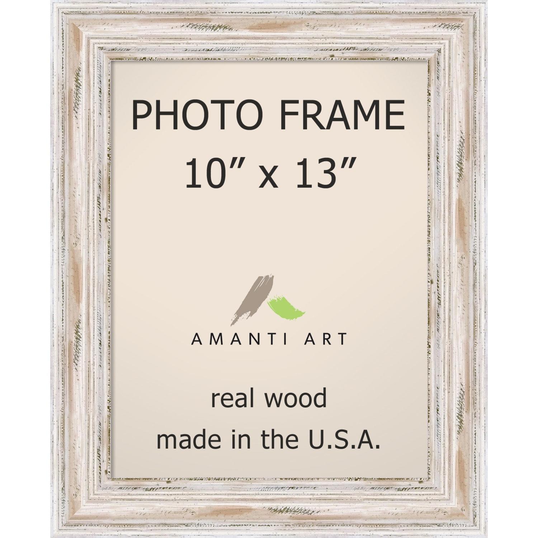 Alexandria Whitewash Photo Frame 10x13\' 13 x 16-inch - Free Shipping ...