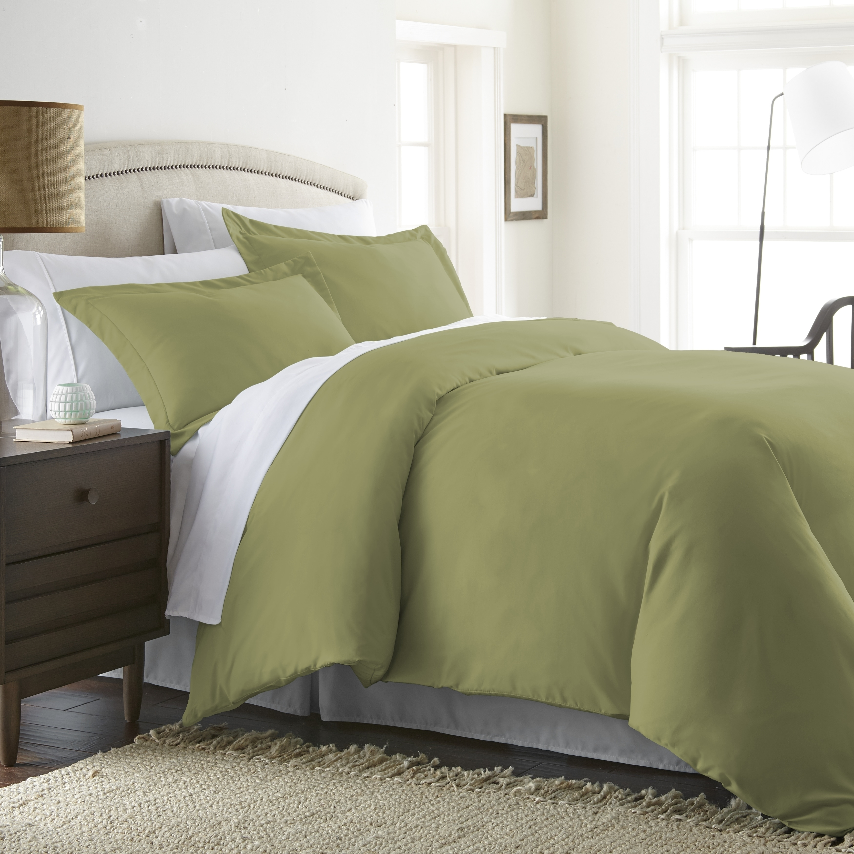 ae6dd8ded8fc Shop Becky Cameron Hotel Quality 3-Piece Duvet Cover Set - On Sale - Free  Shipping On Orders Over  45 - Overstock - 10083333