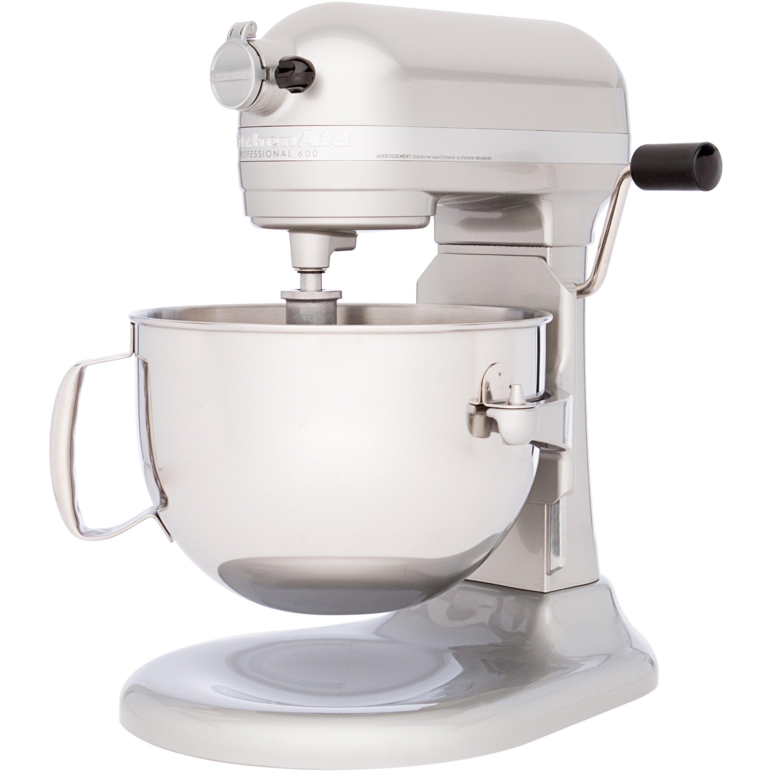 Top Product Reviews for KitchenAid RKP26M1XSR Sugar Pearl 6-Quart ...