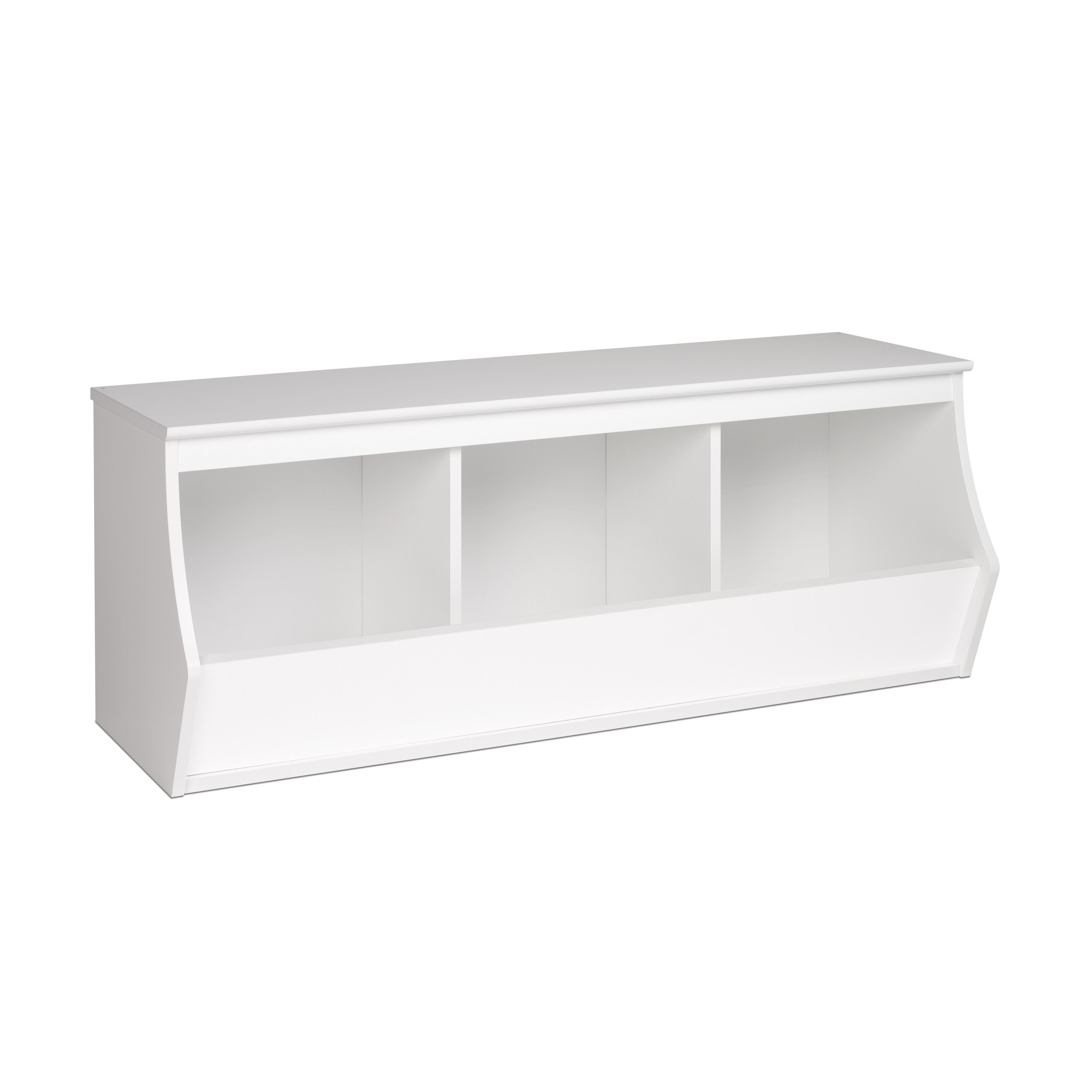 Shop Stackable 3 Bin Storage Cubby   Free Shipping Today   Overstock.com    10085643