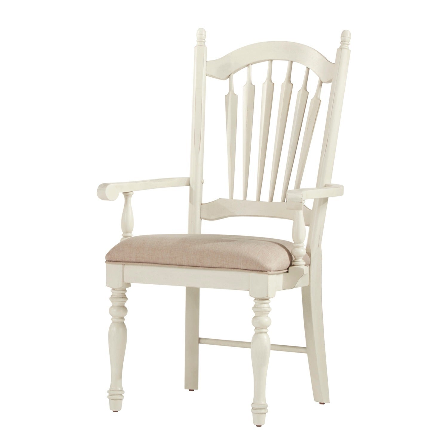 Shop McKay Country Antique White Pedestal Extending Dining Set By INSPIRE Q  Classic   Free Shipping Today   Overstock.com   10085822
