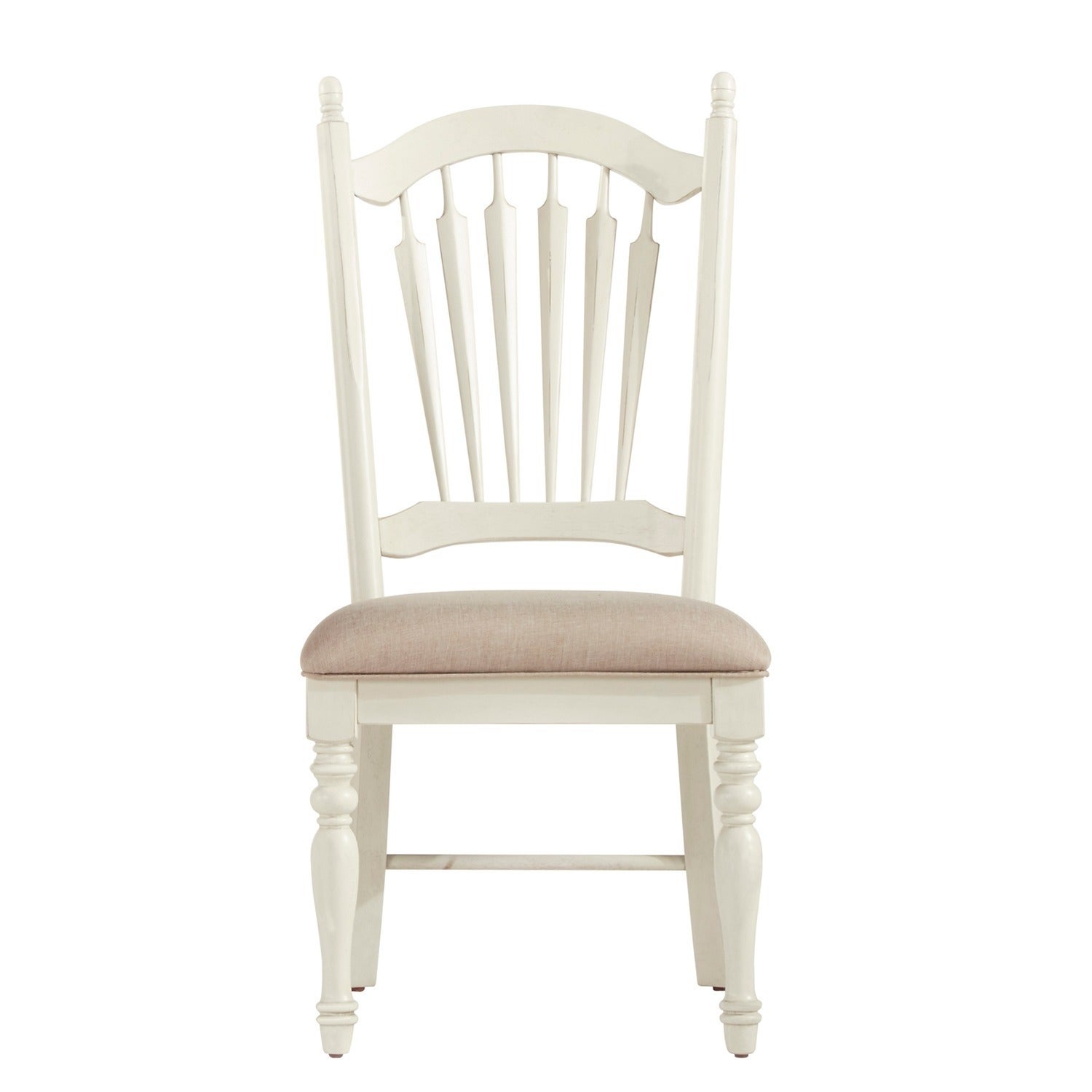 McKay Country Antique White Slat Back Dining Chair (Set of 2) by iNSPIRE Q  Classic - Free Shipping Today - Overstock - 17228684 - McKay Country Antique White Slat Back Dining Chair (Set Of 2) By