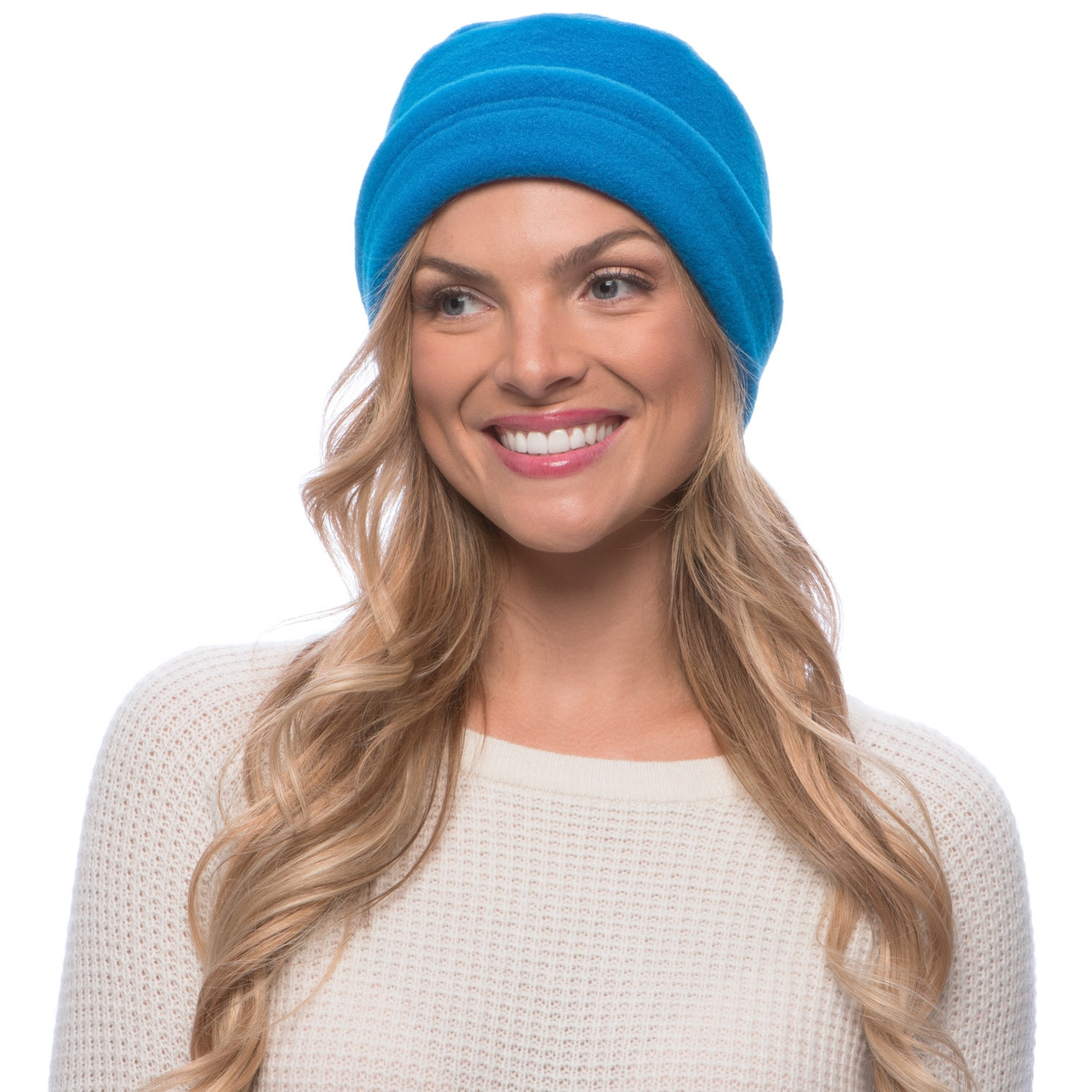 b1fd09ab4ab Shop Kenyon Women s Polartec Polarskins Fleece Toque Hat - Free Shipping On  Orders Over  45 - Overstock - 10089114