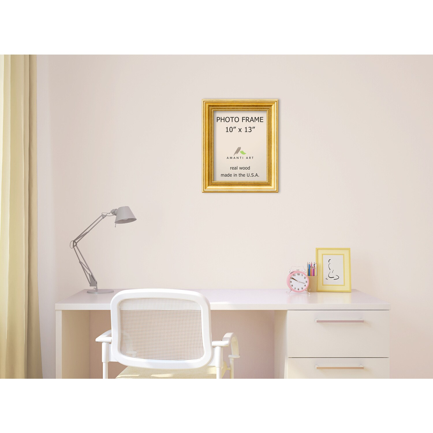 Townhouse Gold Photo Frame 13 x 16-inch - Free Shipping Today ...