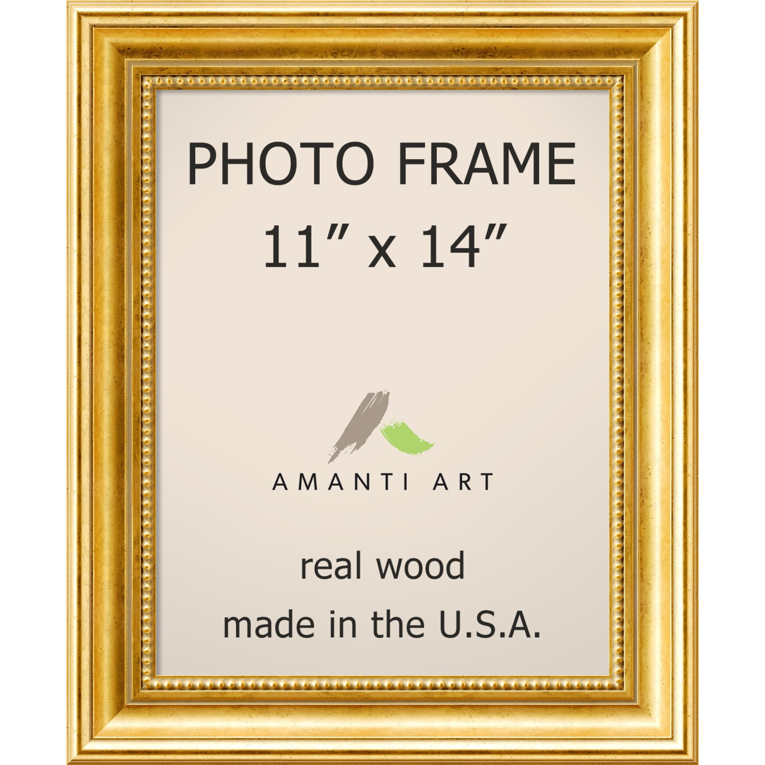 Gold Townhouse Photo Frame 14 x 17-inch - Free Shipping Today ...
