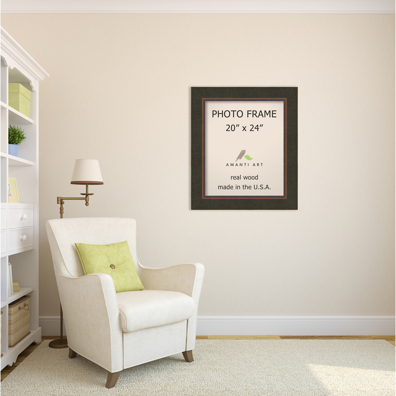 Milano Bronze Photo Frame 26 x 30-inch - Free Shipping Today ...