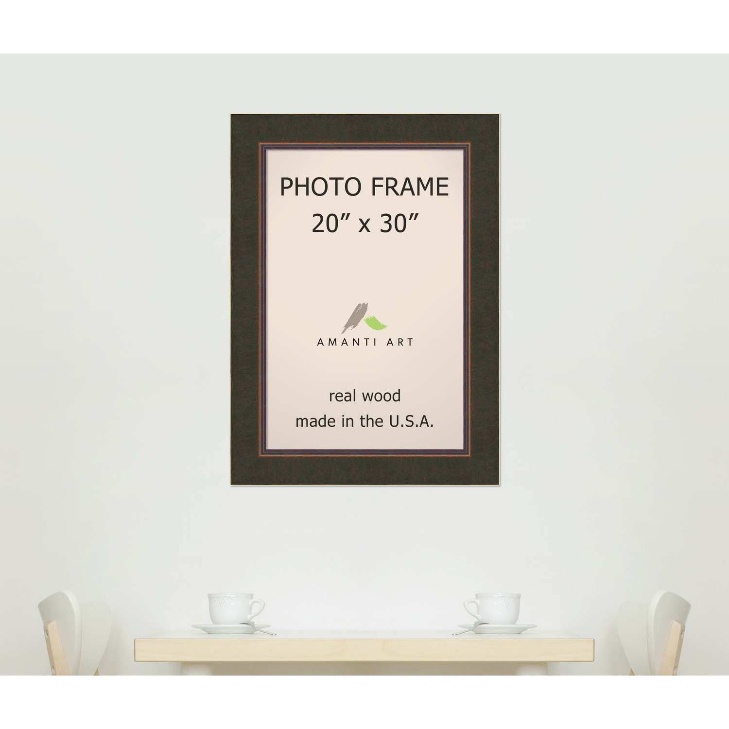 Milano Bronze Photo Frame 26 x 36-inch - Free Shipping Today ...