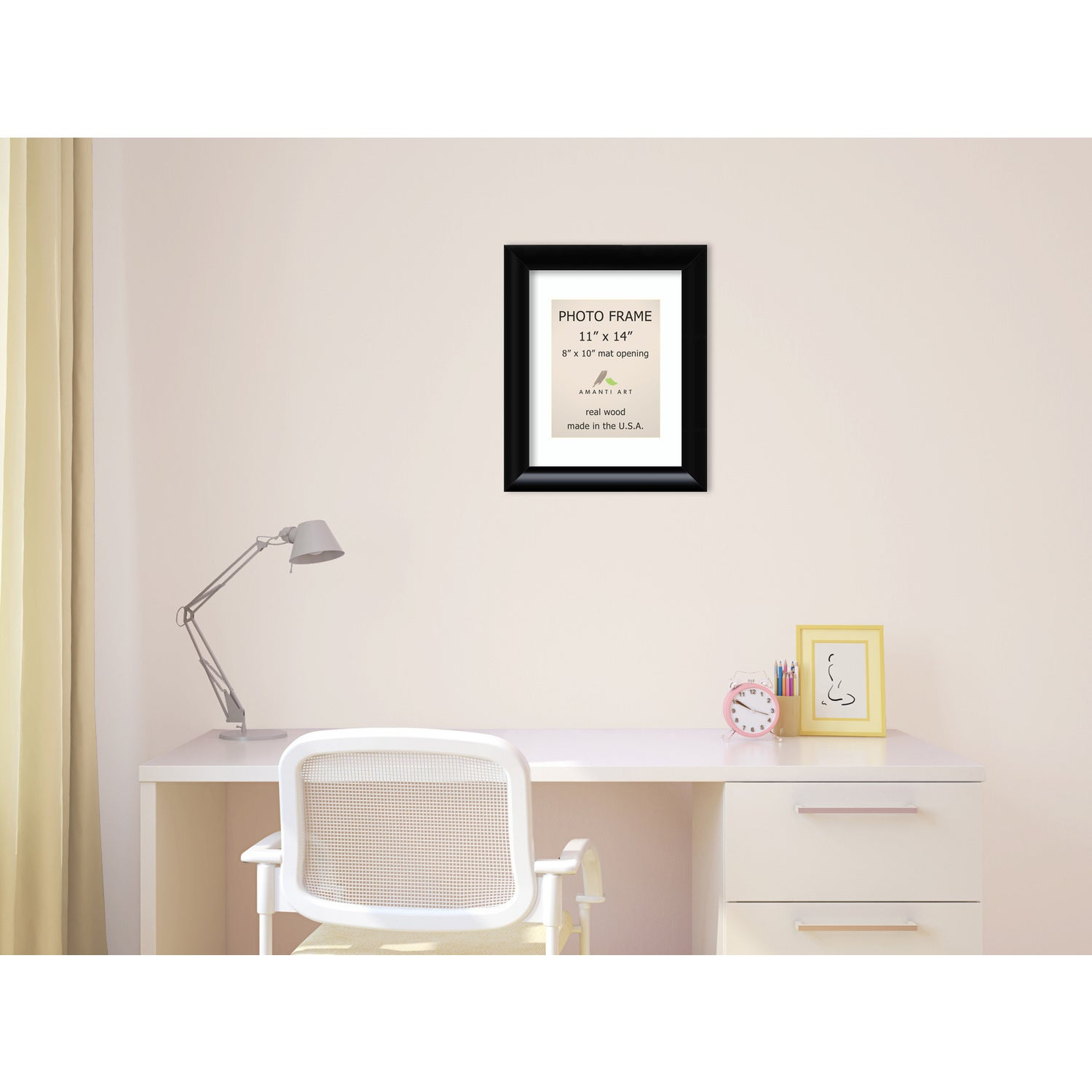 Steinway Black Photo Frame 14 x 17-inch - Free Shipping Today ...