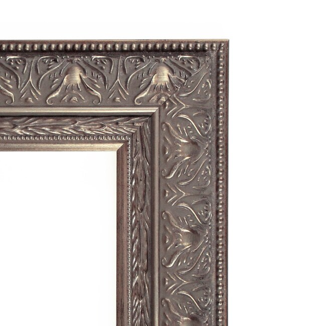 Barcelona Pewter Photo Frame 24 X 34 Inch Free Shipping Today 10098195