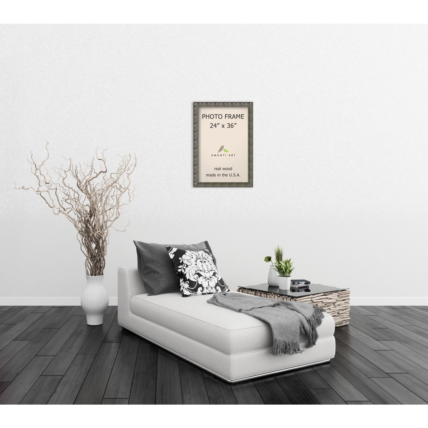 Barcelona pewter photo frame 28 x 40 inch free shipping today barcelona pewter photo frame 28 x 40 inch free shipping today overstock 17239731 jeuxipadfo Gallery