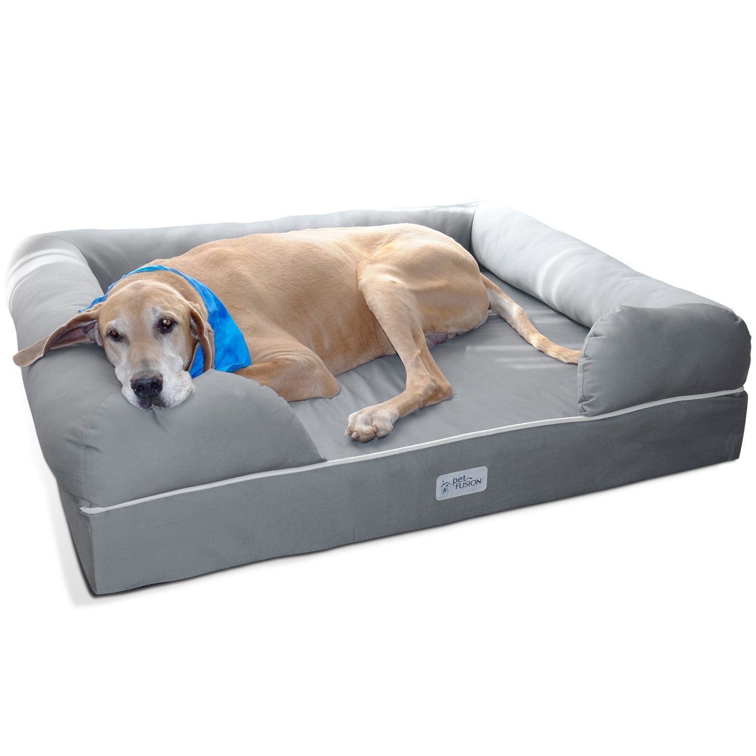 product cover foam large with memory waterproof dog bed milliard bedding
