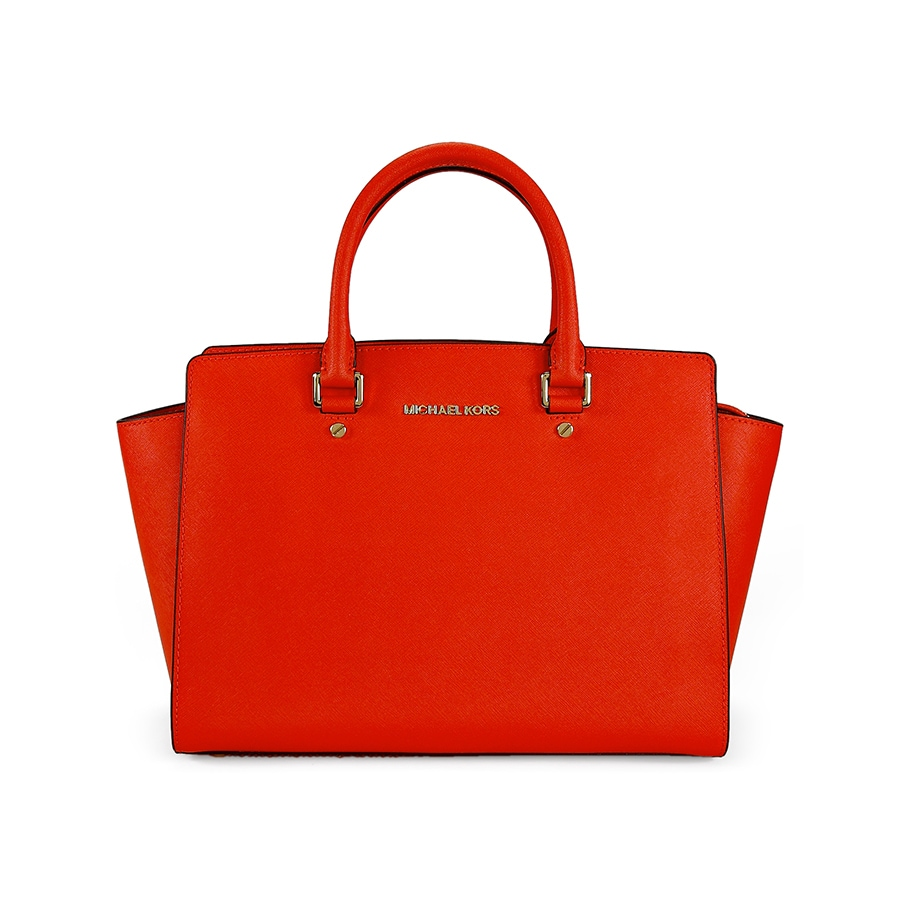 Michael Kors Selma Large East West Mandarin Satchel Free Shipping Today 10099037