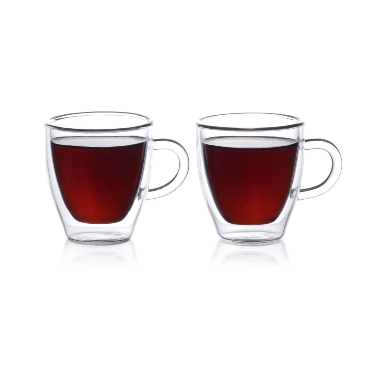 double wall espresso cups black glass doublewall espresso cups set of 4 free shipping on orders over 45 overstockcom 10099771 shop epare oz