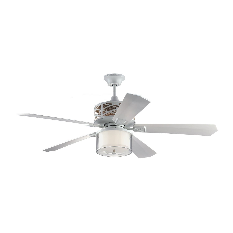 Monte Carlo Monte Carlo Piper 54 inch Ceiling Fan Free Shipping