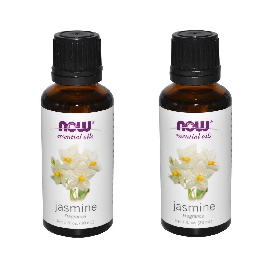 Shop Now Foods Jasmine 1 Ounce Essential Oil Pack Of 2 Free