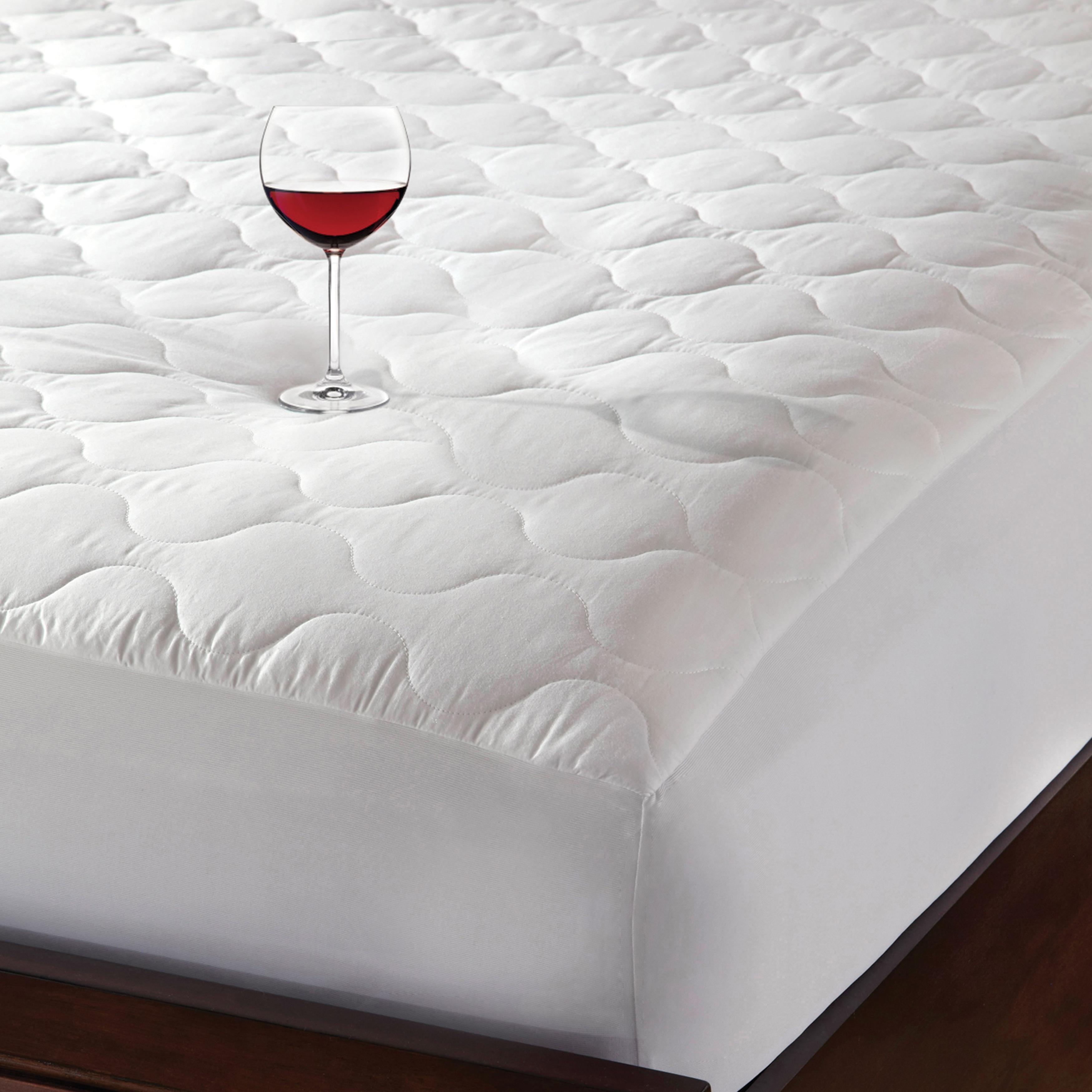 ip protector waterproof com mainstays zippered vinyl mattress cover walmart
