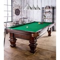 Furniture of America Gibbs 8-ft Pool Table