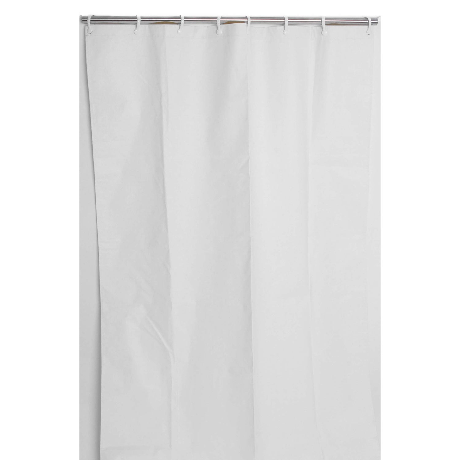 Shop 54 X 72Heavy Duty Staph Mold And Odor Resistant Commercial Shower Curtain Pack Of 10