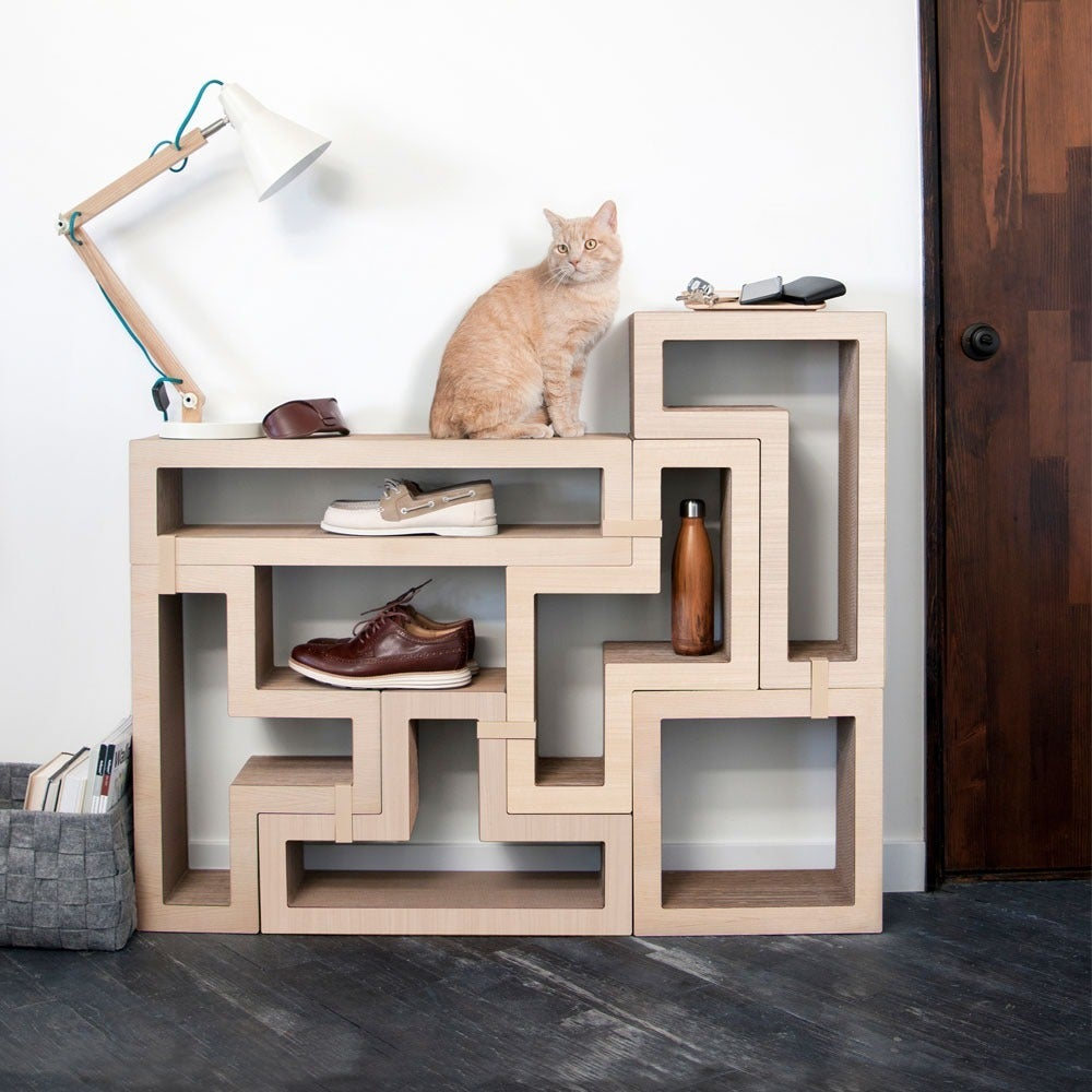 KATRIS Cat Scratcher System & Blocks | Cat Tree Condo Furniture Shelves |  Different Covers & Styles - Free Shipping Today - Overstock.com - 17251700
