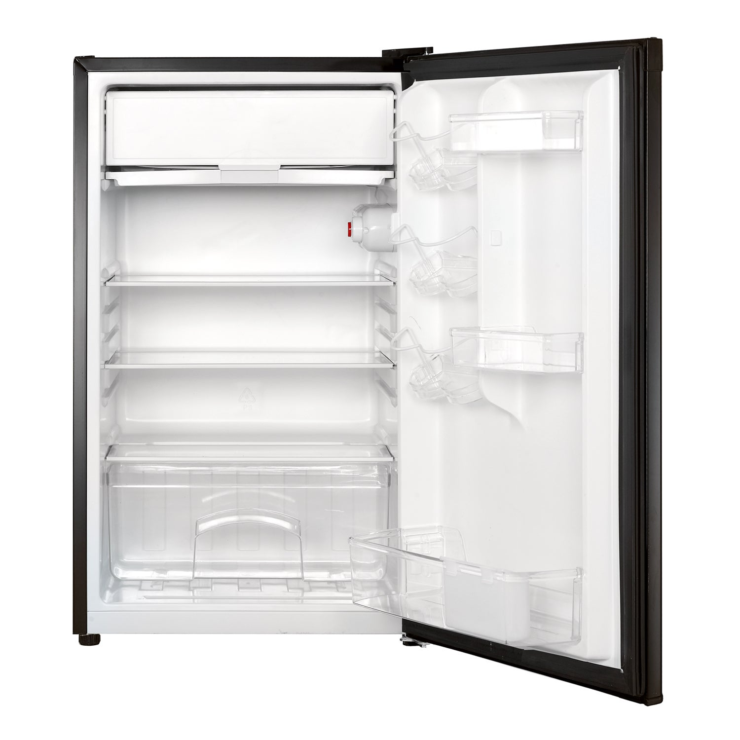 Shop Magic Chef 44 Cubic Foot Compact Refrigerator Free Shipping